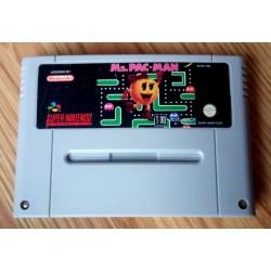 Super Nintendo: Ms. Pac-Man (THQ)