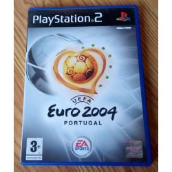 UEFA Euro 2004 - Portugal (EA Sports) - Playstation 2