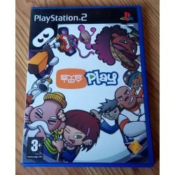 EyeToy Play - Playstation 2