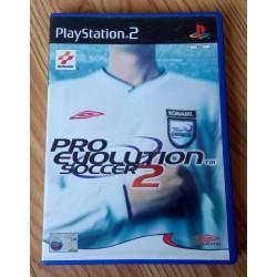 Pro Evolution Soccer 2 (Konami) - Playstation 2