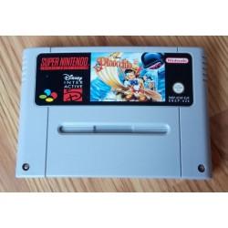 Super Nintendo: Pinocchio (Disney)