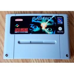 Super Nintendo: Flashback (Imagesoft)