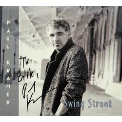 Paul Kramer- Swing Street (CD- Signert)
