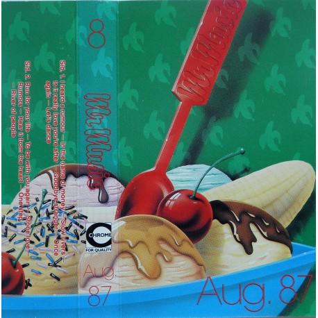 Mr.Music Nr. 8- Aug. 1987