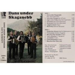 Kay's Kvintett- Dans under Skagsnebb