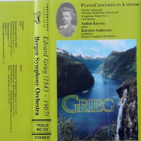 Edvard Grieg- Bergen Symphony Orchestra