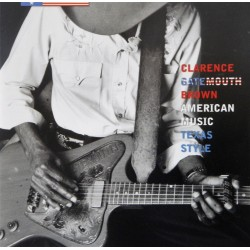 Clarence Gatemouth Brown- American Music (CD)