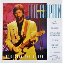 Eric Clapton And Friends - Strictly The Blues(CD)