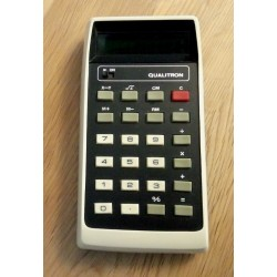 Qualitron - Model 1442 - Kalkulator