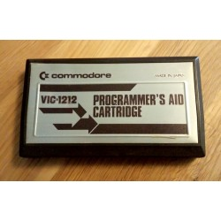 VIC-1212 - Programmer's Aid Cartridge - Commodore VIC-20