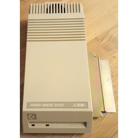 Commodore Amiga A590 Hard Drive Plus - 20 MB lagring og 2 MB RAM