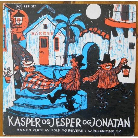 Kasper og Jesper og Jonatan (EP- Vinyl)