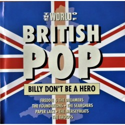 British POP- Billy don't be a hero (CD)