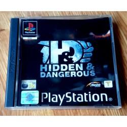 Hidden & Dangerous (Illusion Softworks) - Playstation 1