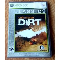 Xbox 360: Colin McRae Dirt (Codemasters)