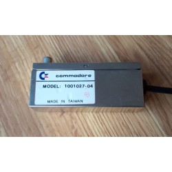 Commodore RF Modulator Model 1001027-04 - VIC-20