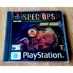 Spec Ops - Covert Assault - Playstation 1