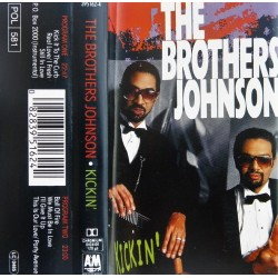 The Brothers Johnson- Kickin'