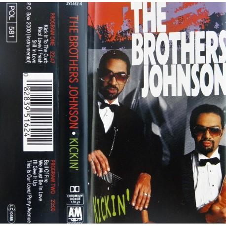 The Brothers Johnson- Kickin'