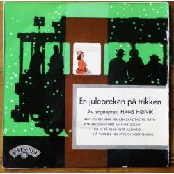 En julepreken på trikken (Vinyl EP)
