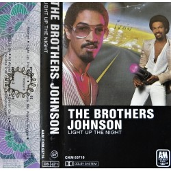 The Brothers Johnson- Light Up The Night