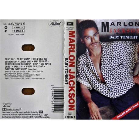 Marlon Jackson- Baby Tonight