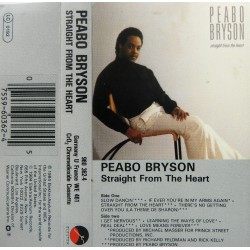 Peabo Bryson- Straight From The Heart