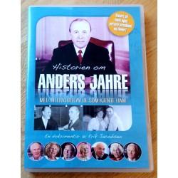 Historien om Anders Jahre - Med intervjuer av de som kjente ham (DVD)
