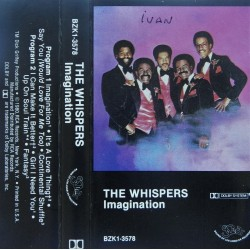 The Whispers- Imagination