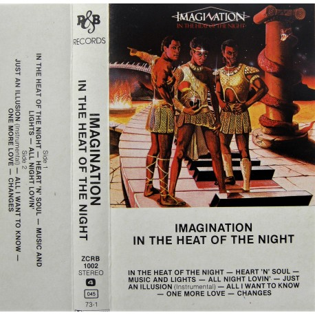 Imagination- In The Heat Of The Night