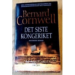 Det siste kongeriket - Historisk roman - Bernard Cornwell