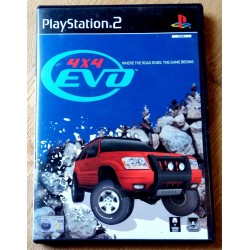 4 X 4 Evolution - Playstation 2