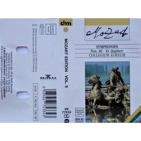 Mozart Edition Vol 9