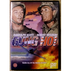 Gung Ho! - Battle Cry of the Marine Raiders