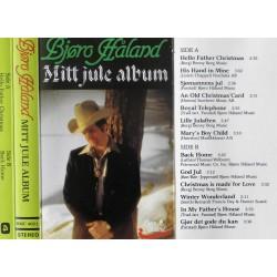 Bjøro Håland- Mitt jule album