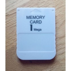 Playstation 1 Memory Card - 1 MB