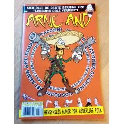 Arne And - 2010 - Nr. 2 - Hensynsløs humor for hederlige folk