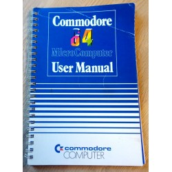 Commodore 64 MicroComputer User Manual