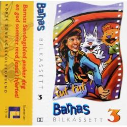 Barnas Bilkassett 3