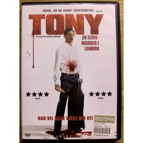 Troy: En seriemorder i London