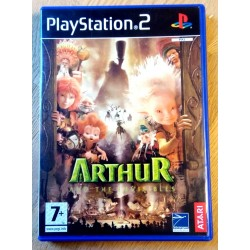 Arthur and the Invisibles (Atari) - Playstation 2