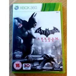 Xbox 360: Batman - Arkham City (WB Games)