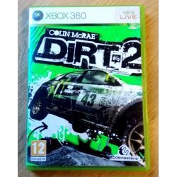 Xbox 360: Colin McRae Dirt 2 (Codemasters)