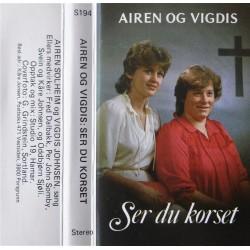 Airen og Vigdis- Ser du korset