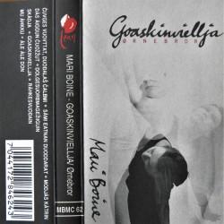 Mari Boine: Goaskinviellja - Ørnebror (kassett)