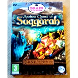 Ancient quest of Saqqarah (Brain College) - PC