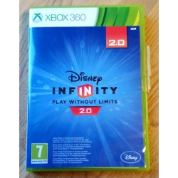 Xbox 360: Disney Infinity Play Without Limits 2.0 (Disney)
