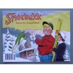 Smørbukk- Julehefte 2007- Hurra for hoppjentene