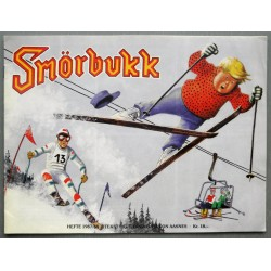 Smørbukk- Julehefte 1987/88