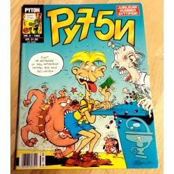 Pyton: 1992 - Nr. 9 - Jubileum! Nummer syttifem!